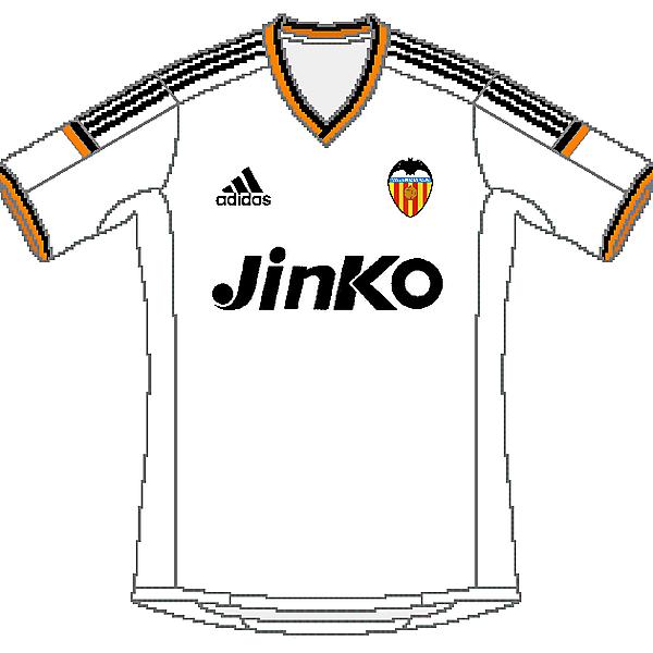 Valencia Adidas Home