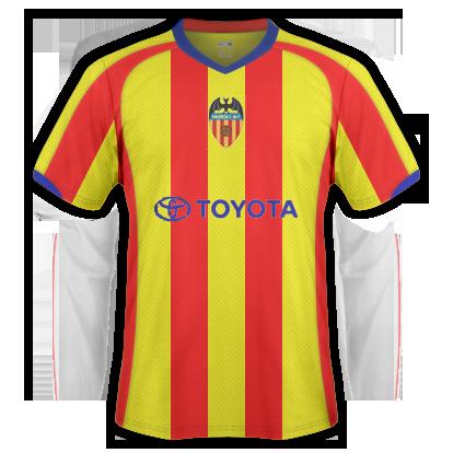 Valencia Away
