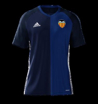Valencia away 2018