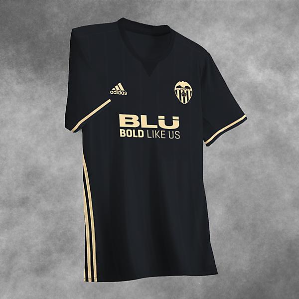 Valencia Away Kit 17/18