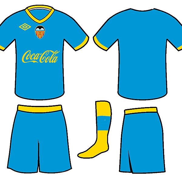 Valencia CF Umbro  Alternative