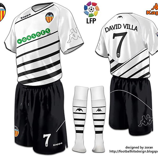 Valencia CF home fantasy