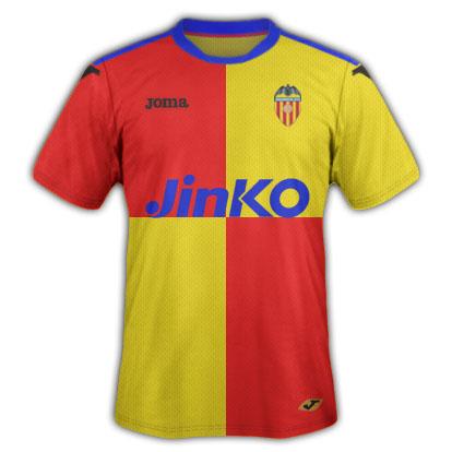 Valencia Joma Away