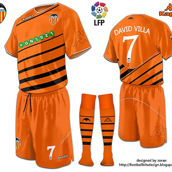 Valencia CF third fantasy