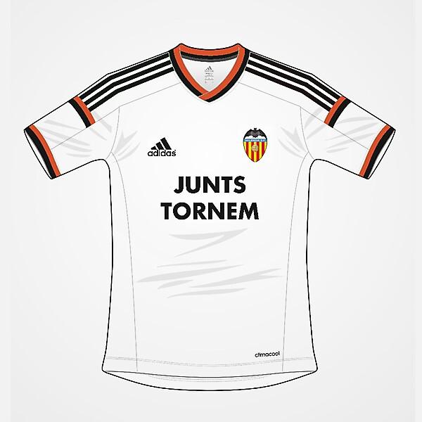 Valencia CF - Junts Tornem