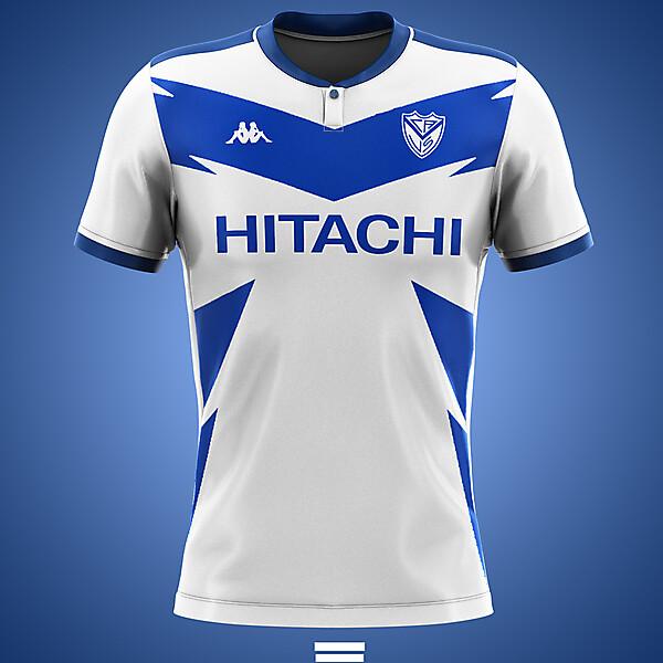 Vélez Sarsfield - Home Kit Concept