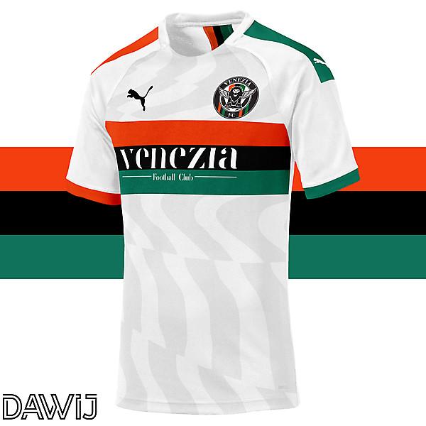 Venezia FC - Away Kit