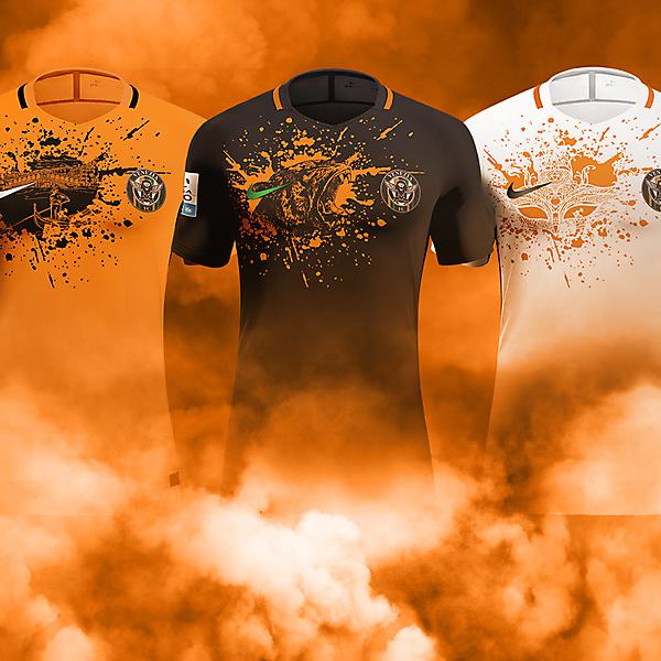 Venezia FC - Concept shirts