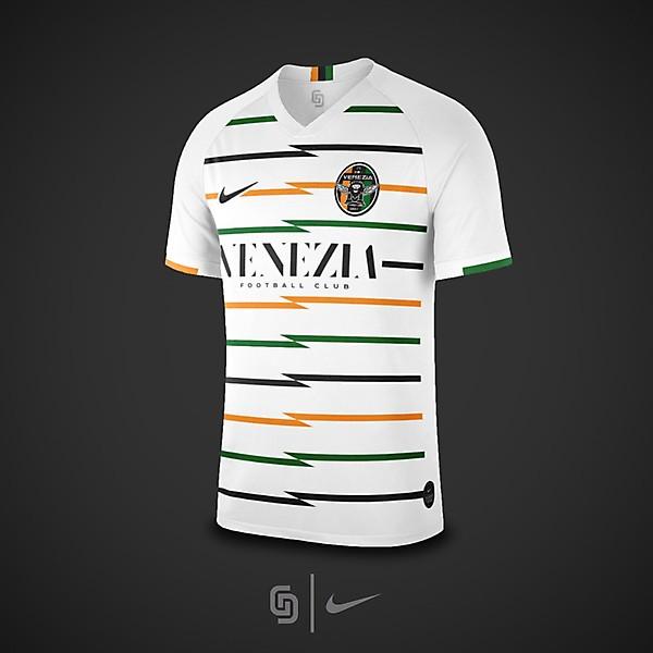 VENEZIA FC   AWAY KIT