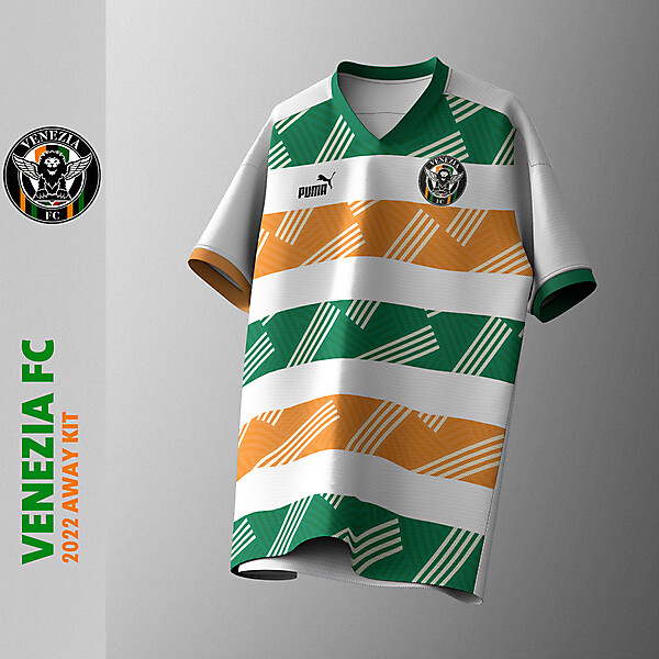 Venezia FC | Away Shirt