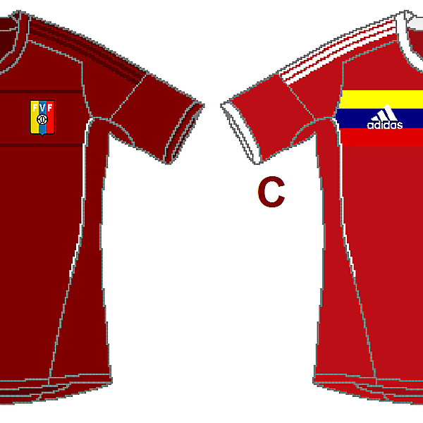 Venezuela Adidas 75 Years of First Match Special