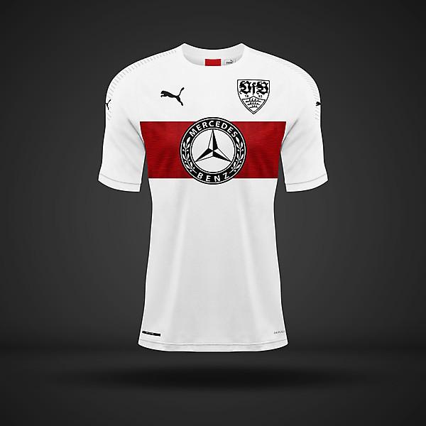 VfB Stuttgart - Home Kit