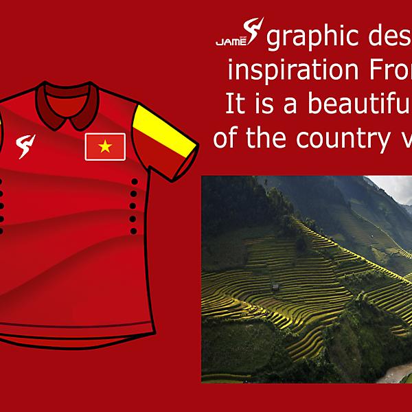 Vietnam Kits Designer