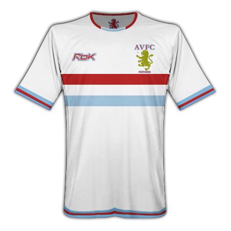 Aston Villa Kits