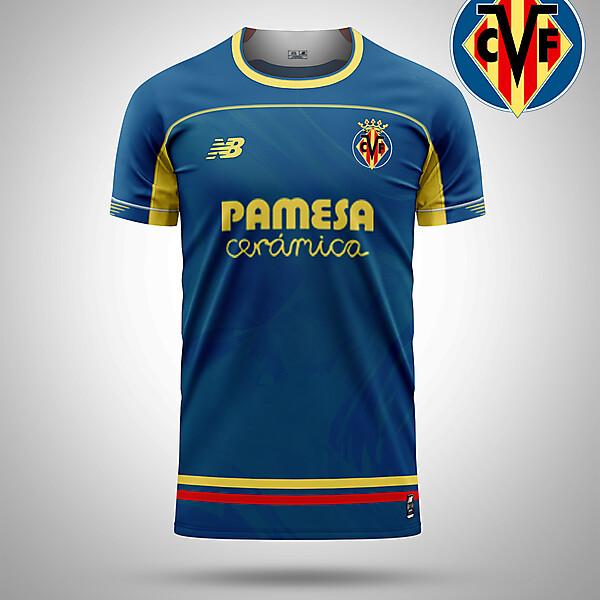 Villarreal away concept