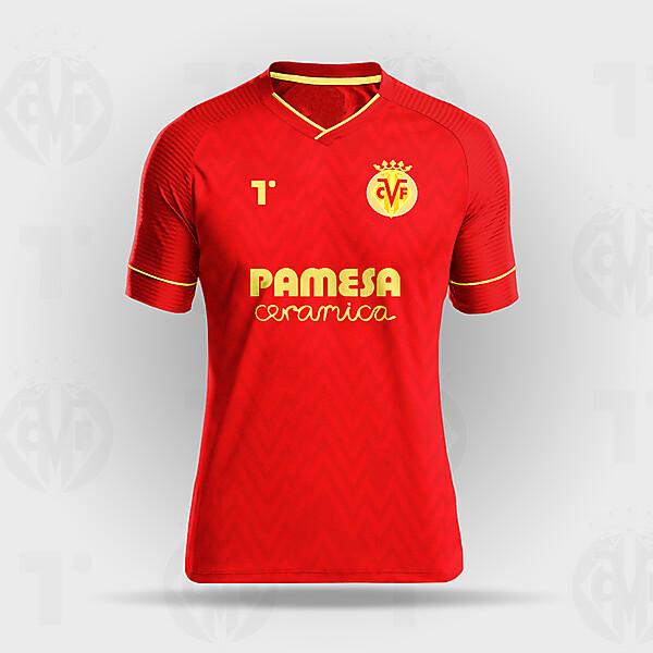 Villarreal Third Kit