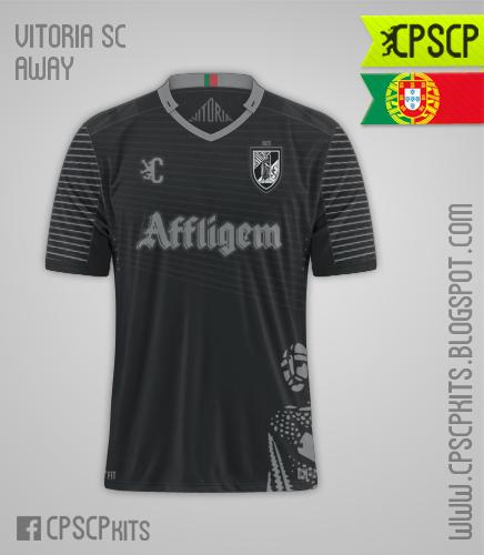 Vitória SC - Away