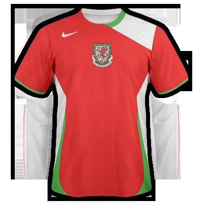 Wales Home Nike