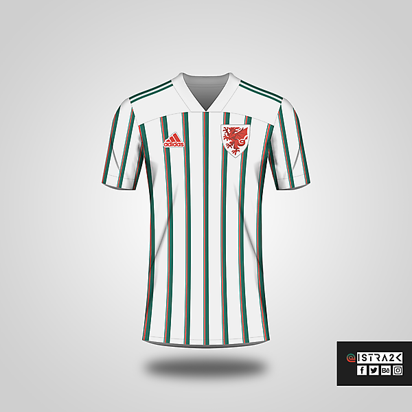 Wales X adidas - Third