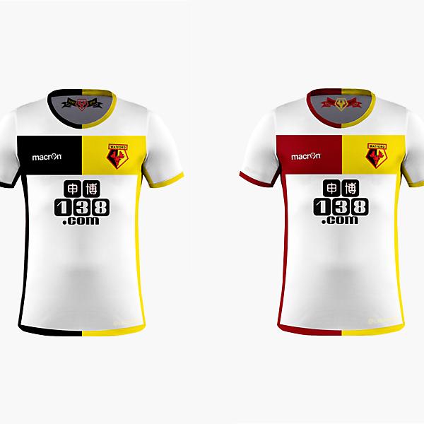 Watford FC - Macron Third Kits