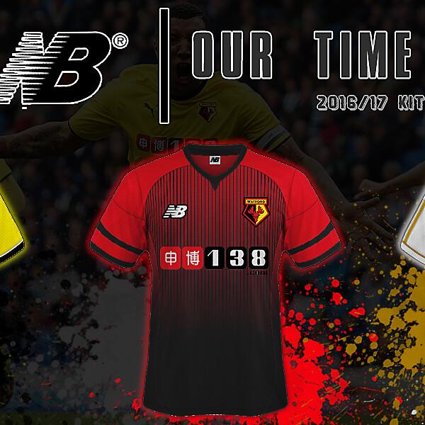 Watford FC - New Balance Kits