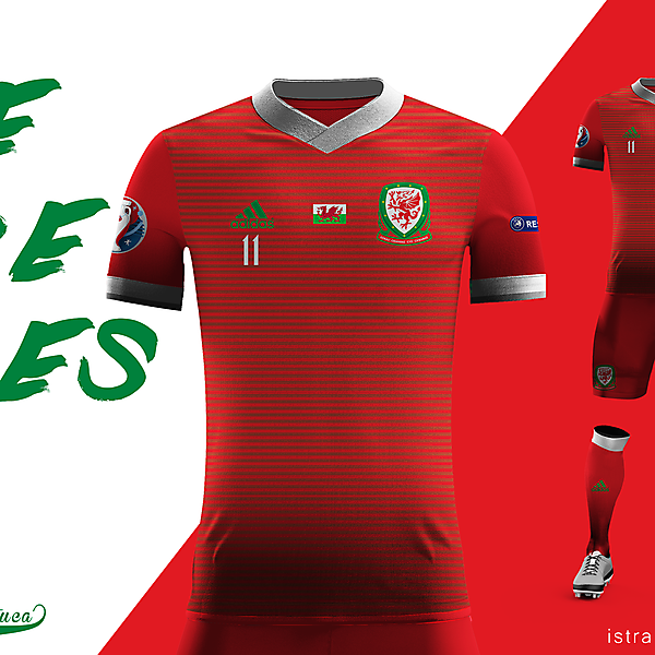 We are Wales