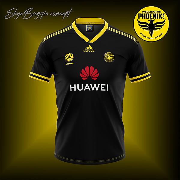 Wellington Phoenix Concept kit