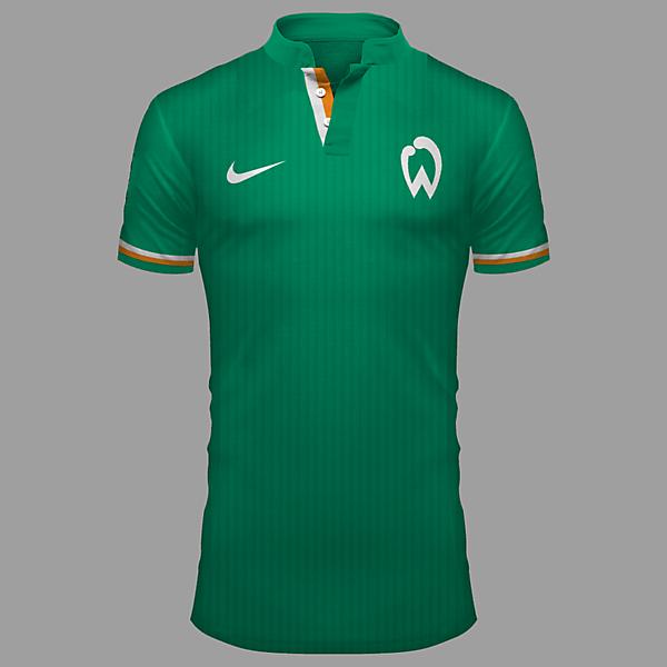 Werder Bremen 15-16 Home