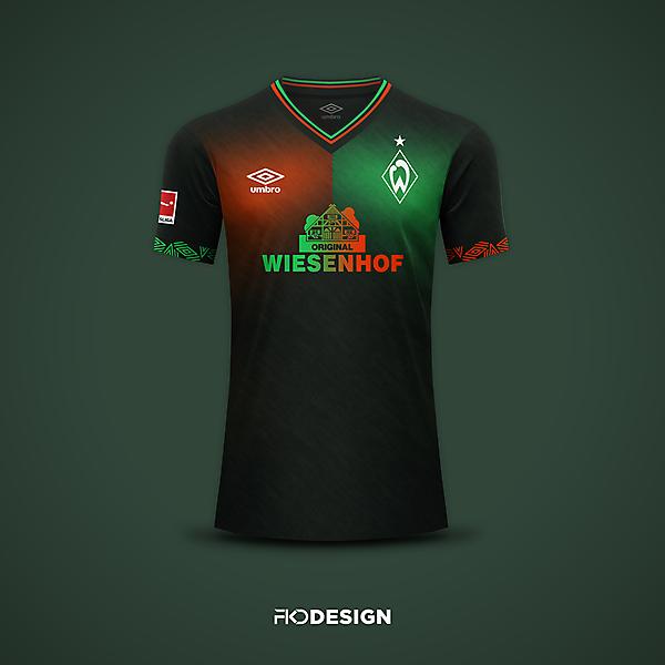 Werder Bremen   Umbro   Third