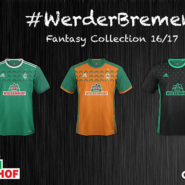 Werder Bremen Adidas Concept