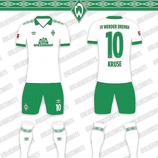 Werder Bremen Away Kit