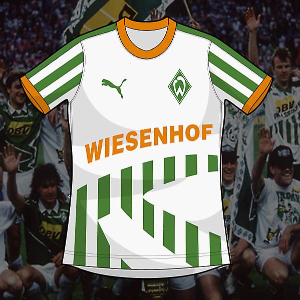Werder Bremen Retro