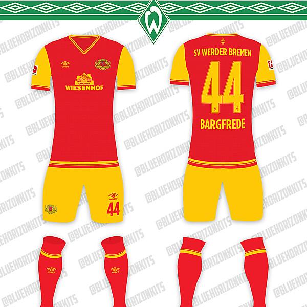 Werder Bremen Third Kit