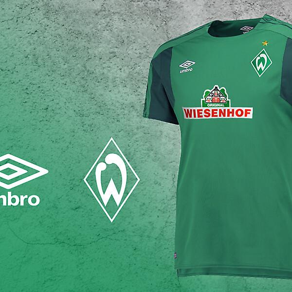 Werder Bremen Umbro