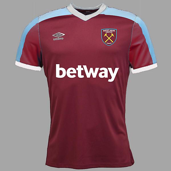 West Ham 01 remake