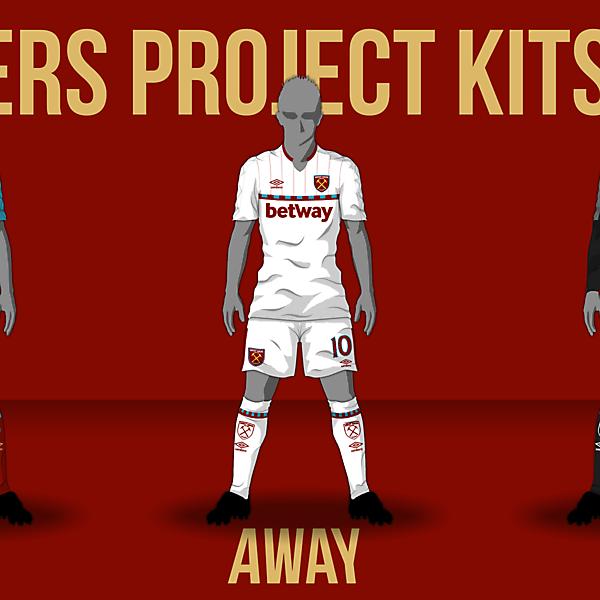 West Ham Project Kits
