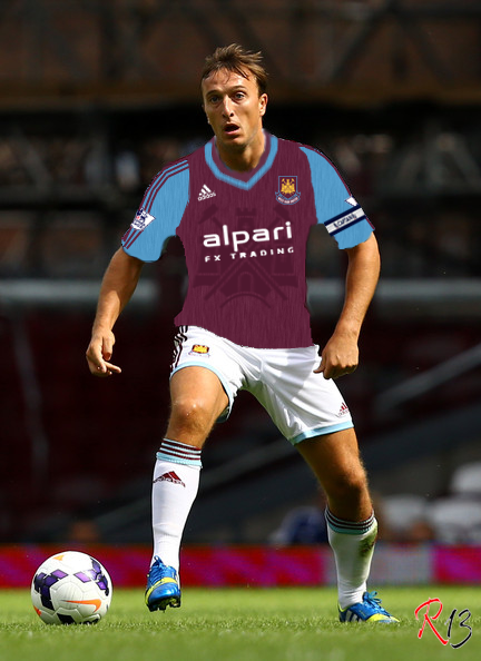 West Ham United - Mark Noble - 2015/2016