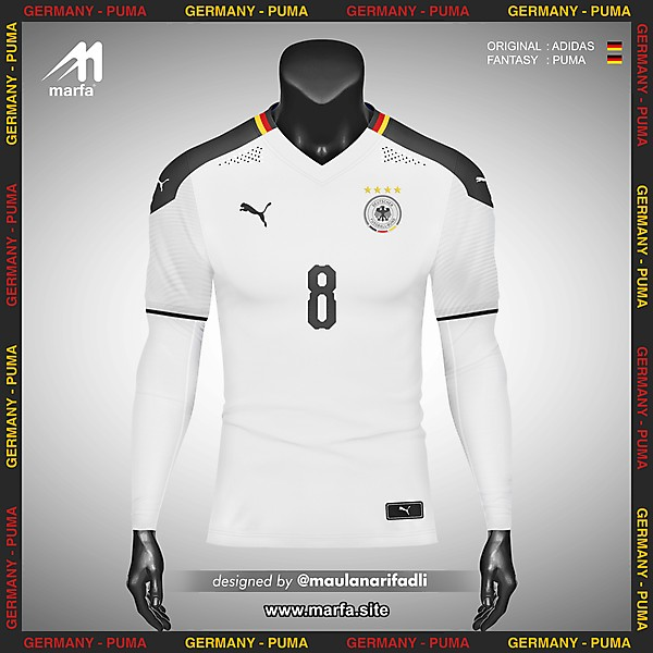 WHAT IF GERMANY NT JERSEY SPONSORED BY ANOTHER LOCAL APPAREL