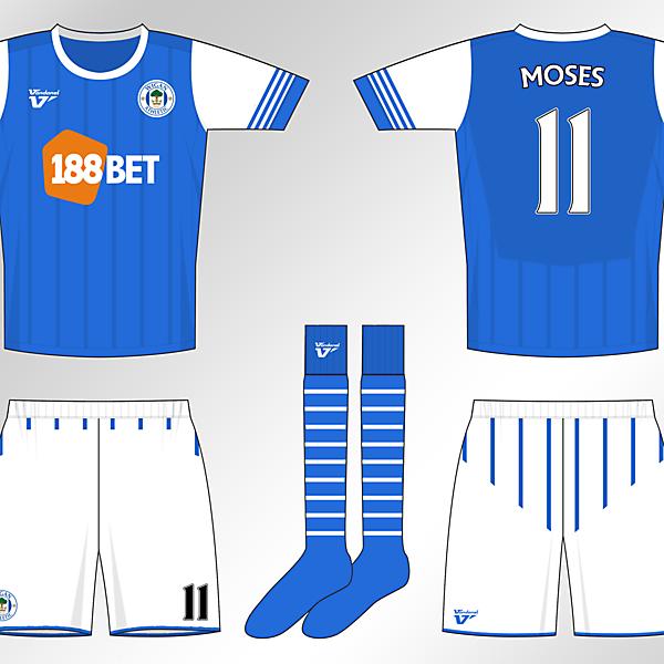 Wigan Athletic fantasy