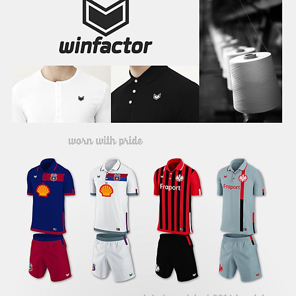 WINFACTOR - update