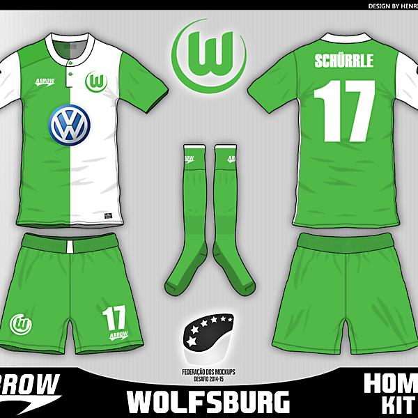 Wolfsburg - Home kit - Fantasy