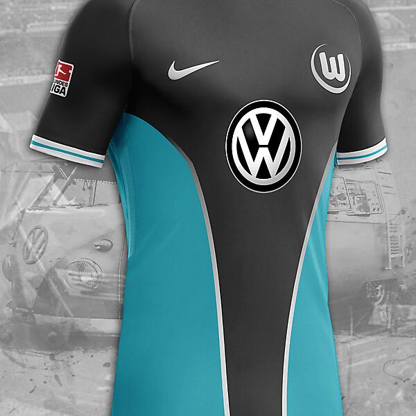 Wolfsburg away