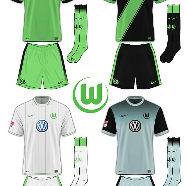 Wolfsburg Nike
