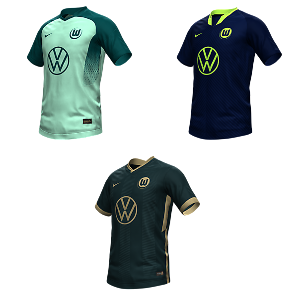 Wolfsburg x Nike Concepts
