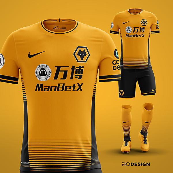 Wolverhampton | Nike | Home