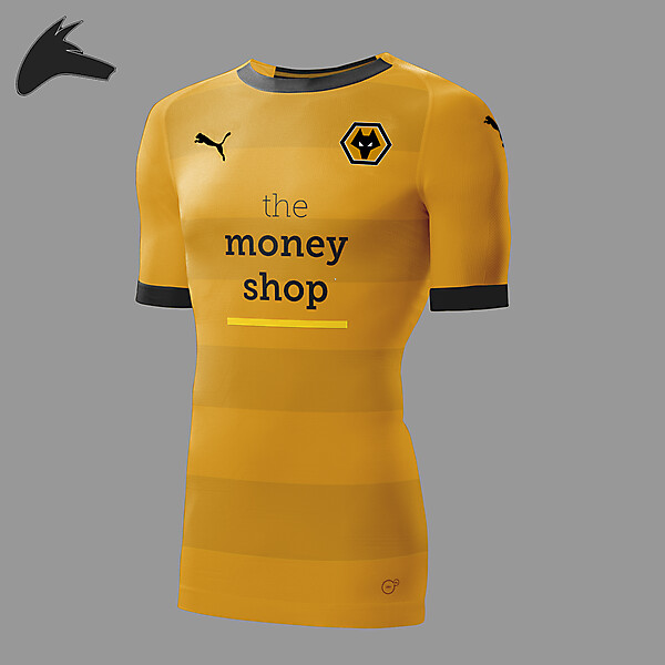 Wolves home 18-19?
