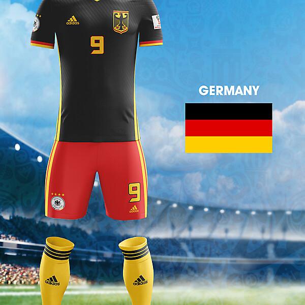World Cup Flag Kit: GER