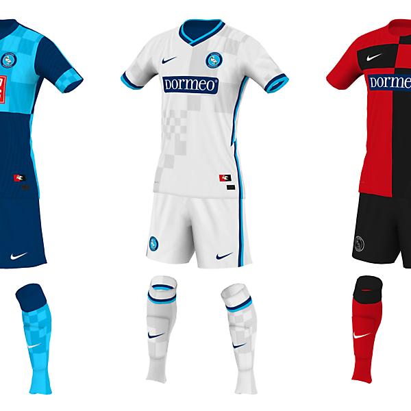 Wycombe x Nike Full Set - Foxtail_One