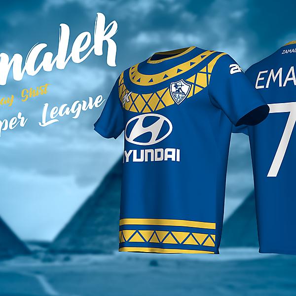 Zamalek - Away
