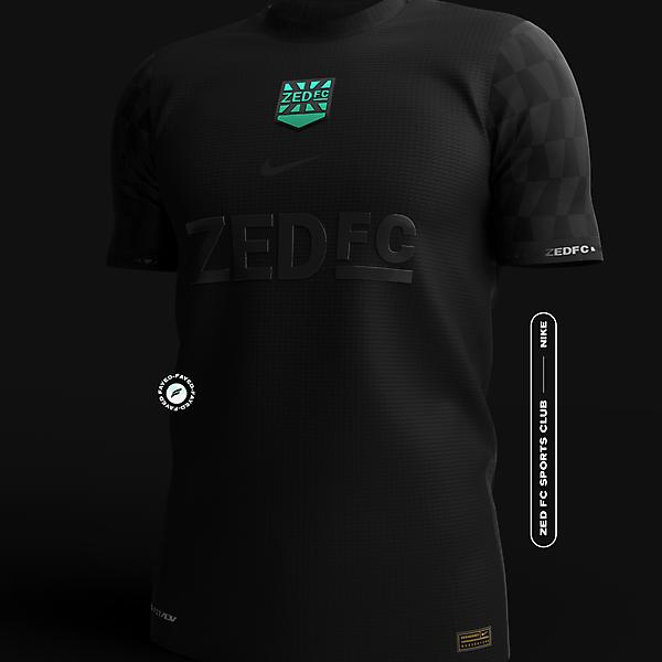 ZED FC Sports Club Away Kit | Nike